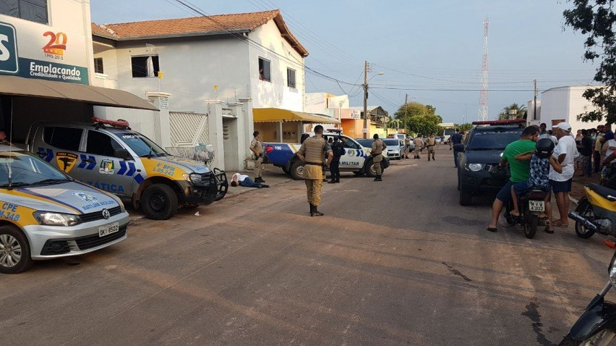 PM prende suspeitos por roubo durante Operação Braço Forte, em Gurupi