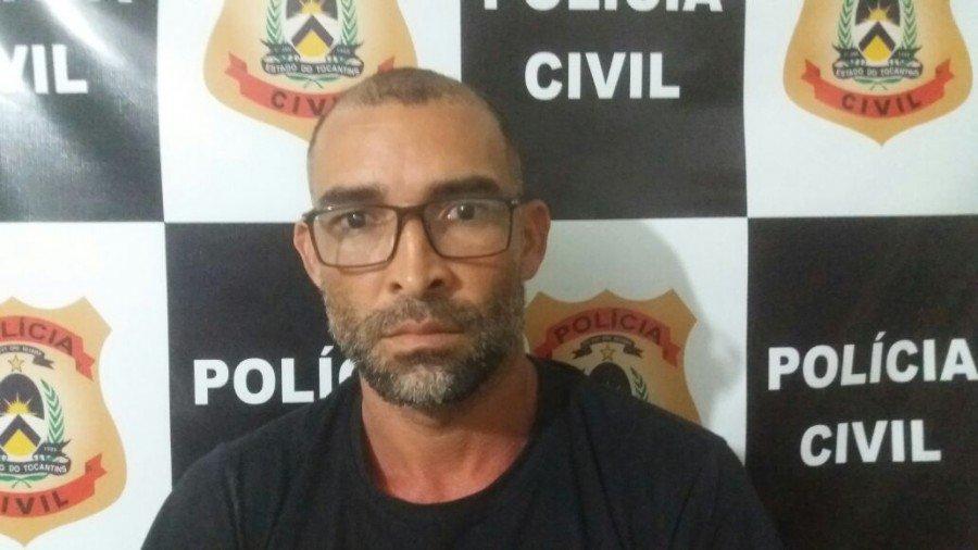 Hefrain Jonatan, preso pela Polícia Civil por tráfico de drogas