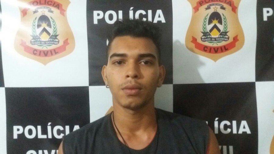 Denisvanm preso pela Polícia Civil por tráfico de drogas