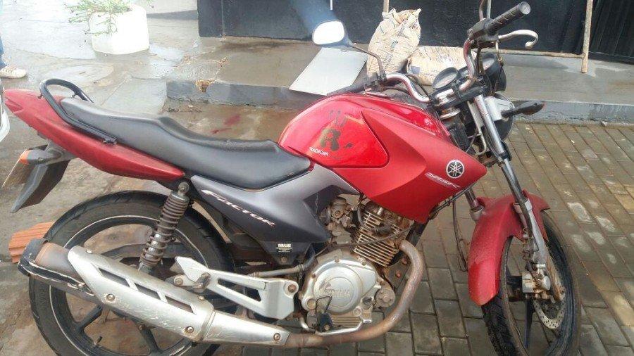 Polícia Civil recupera motocicleta antes mesmo de o dono perceber o furto do veículo