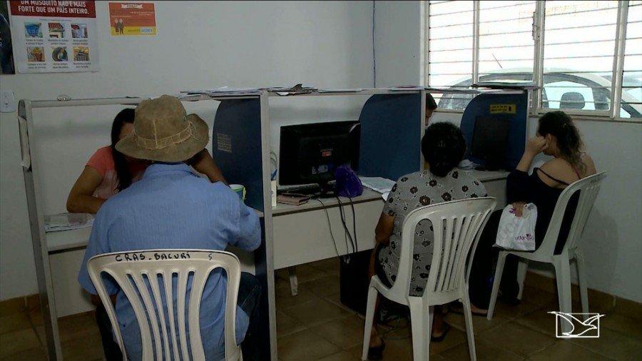 Cerca de 2700 benefícios do Bolsa Família são cancelados em Imperatriz-MA (Foto: Reprodução/TV Mirante)