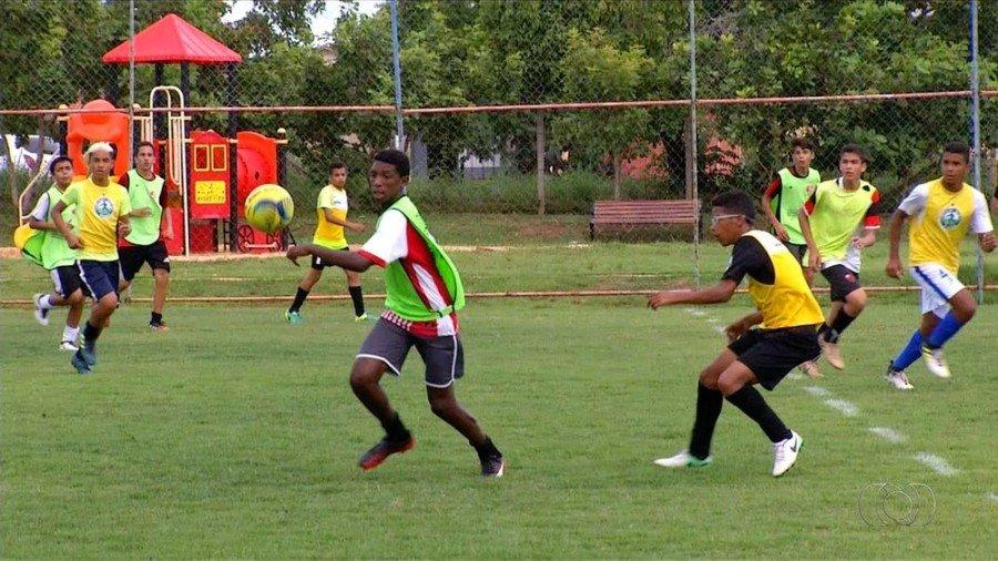 Partidas serão realizadas em Tocantinópolis e Palmas (Foto: Reprodução/TV Anhanguera)