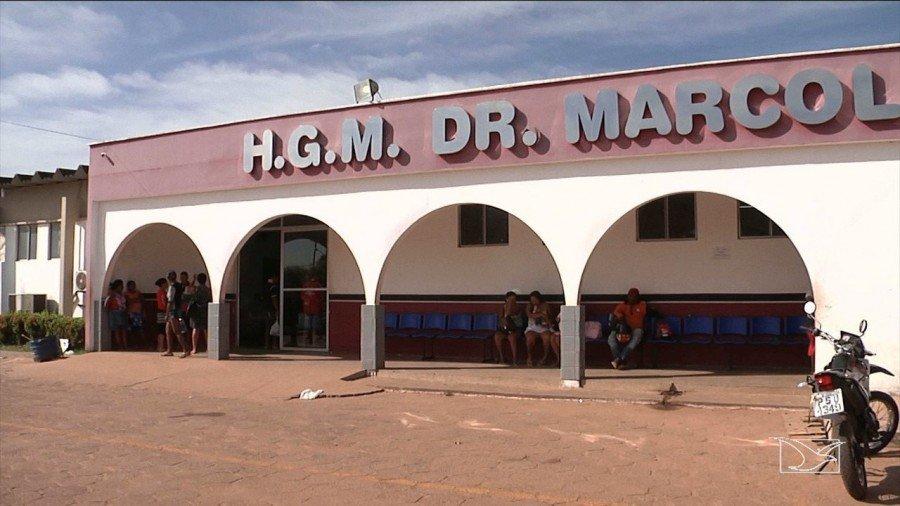 Pacientes denunciam a falta de segurança no Hospital Geral em Codó Foto: Reprodução/TV Mirante)