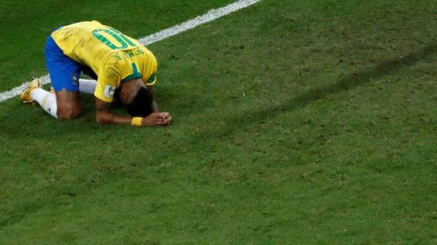 Neymar (Foto: Murad Sezer/Reuters)