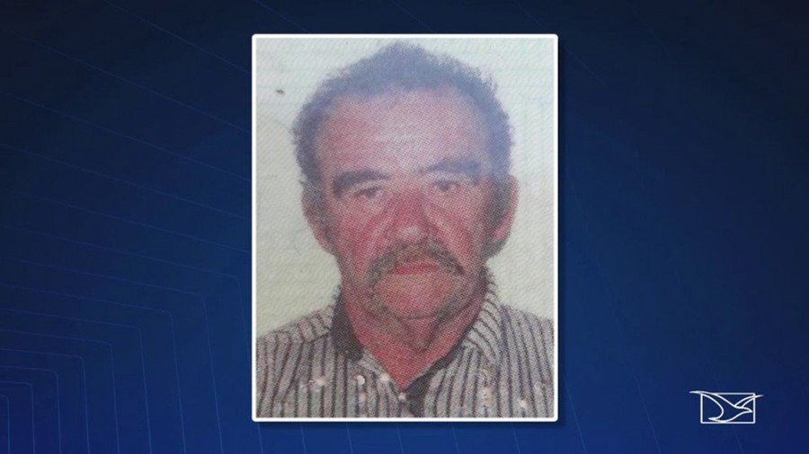Agostinho José Ferreira tinha de 64 anos e teria morrido antes de receber atendimento médico em hospital de Imperatriz (Foto: TV Mirante)