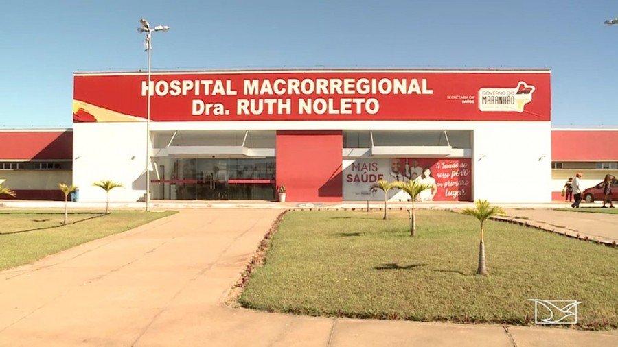 Família de Augostinho diz que o Hospital Macrorregional de Imperatriz teria se recusado a atender o paciente (Foto: TV Mirante)