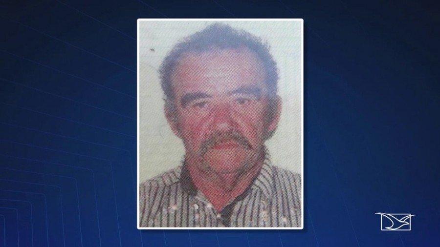 Augostinho José Ferreira tinha de 64 anos e teria morrido antes de receber atendimento médico em hospital de Imperatriz (Foto: TV Mirante)