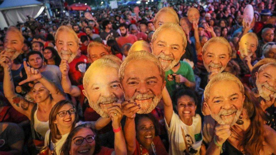 Ibope: Lula tem mais de 50% dos votos em todos os Estados do Nordeste