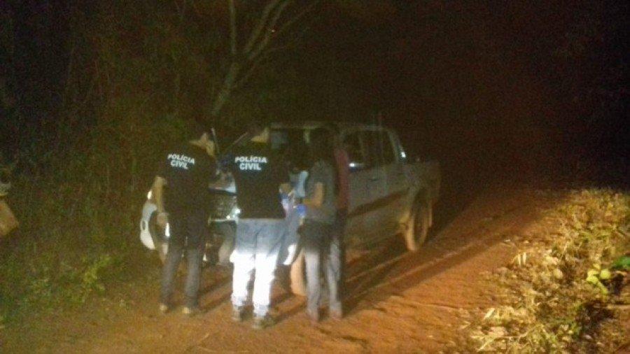 Polícia fez perícia no carro do prefeito