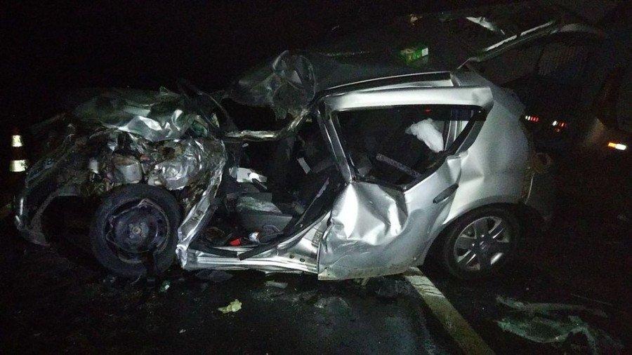 Tentativa de ultrapassagem causa morte de motorista na BR-316 em Caxias-MA