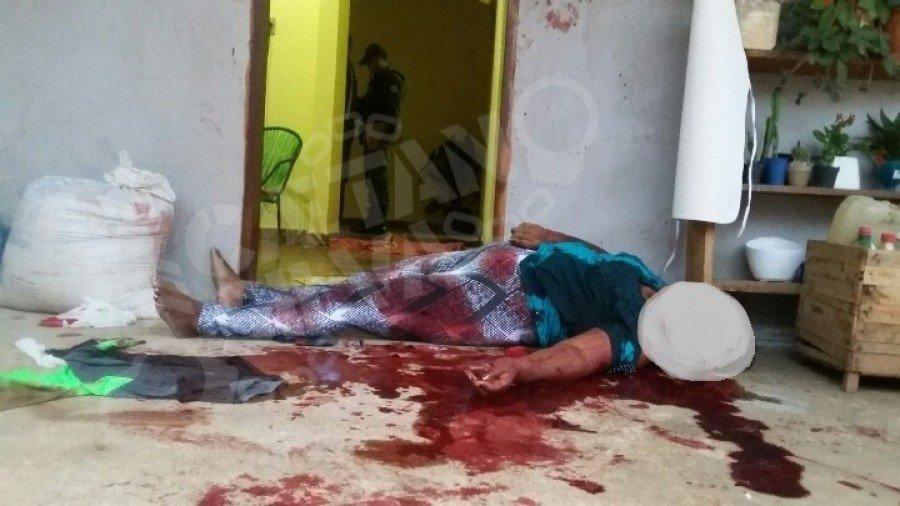 Ana Cristina foi baleada diversas vezes na cabeça, não tendo chances de sobreviver