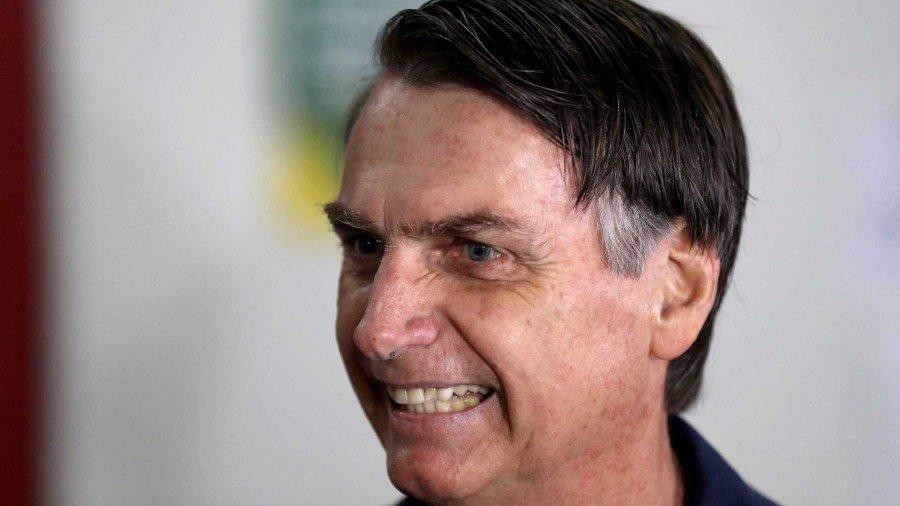 Levantamento também mostra maior rejeição a Haddad do que a Bolsonaro (Foto: REUTERS)