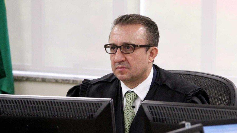 Desembargador federal, Rogério Favreto (Foto: DR)