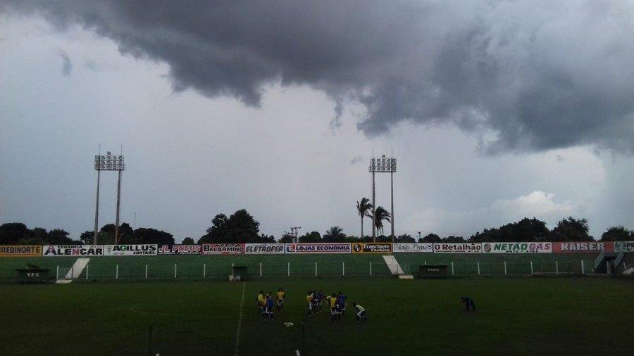 Arsenal de Tocantinópolis e Força Jovem empataram por 2 a 2