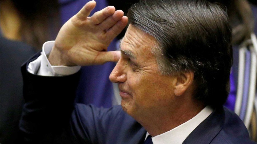 O presidente prometeu unir o povo, valorizar a família, respeitar as tradições e valores brasileiros e combater a ideologia de gênero