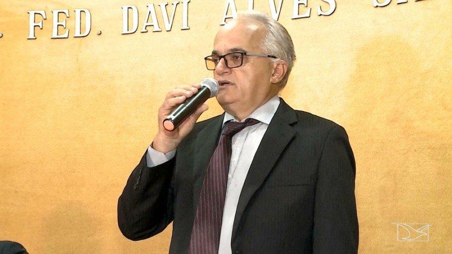 José Rubem Firmo (PCdoB) está preso por ser suspeito de ser o mandante do assassinato de Ivanildo Paiva (PRB) ocorrido no dia 11 de novembro de 2018