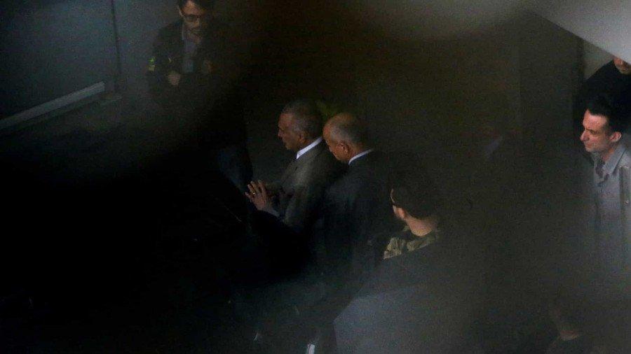 A prisão dos dois teve como base a delação de José Antunes Sobrinho, dono da Engevix (Foto: Amanda Perobelli / REUTERS)