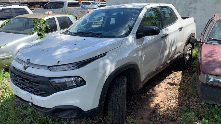Automóveis foram recuperados em Belém-PA, Marabá-PA e Breu Branco-PA (Foto: Divulgação / Polícia Civil)