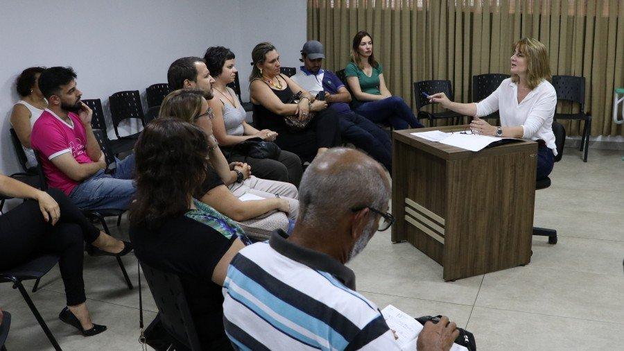 Eleição foi realizada nesta segunda-feira, 13, na primeira reunião da nova composição do CMPC (Foto: Júnior Suzuki)