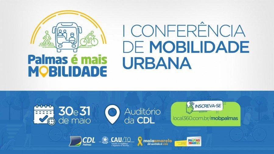 A Conferência é aberta ao público em geral e faz parte da programação do Maio Amarelo