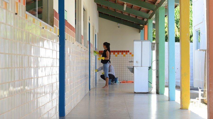 A ação irá acontecer das 8 às 18 horas, no Colégio Crispim Pereira Alencar (Foto: Edu Fortes)