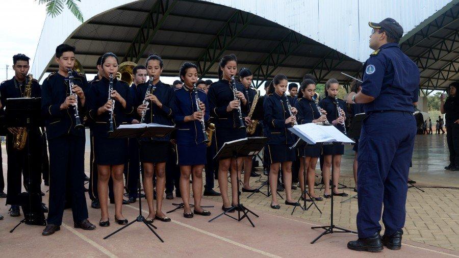Orquestra Jovem se apresenta na abertura da programação