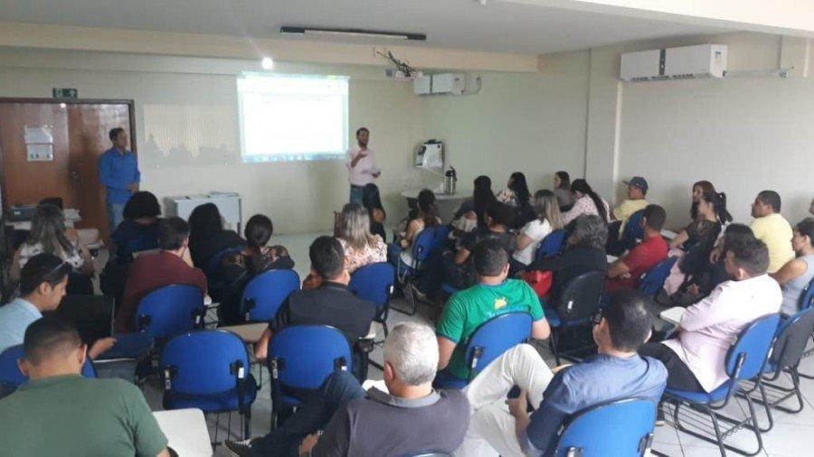 A capacitação para fiscais sanitários municipais da região de Saúde do Bico do Papagaio ocorrerá do dia, 01 a 05 de julho (Foto: Divulgação)