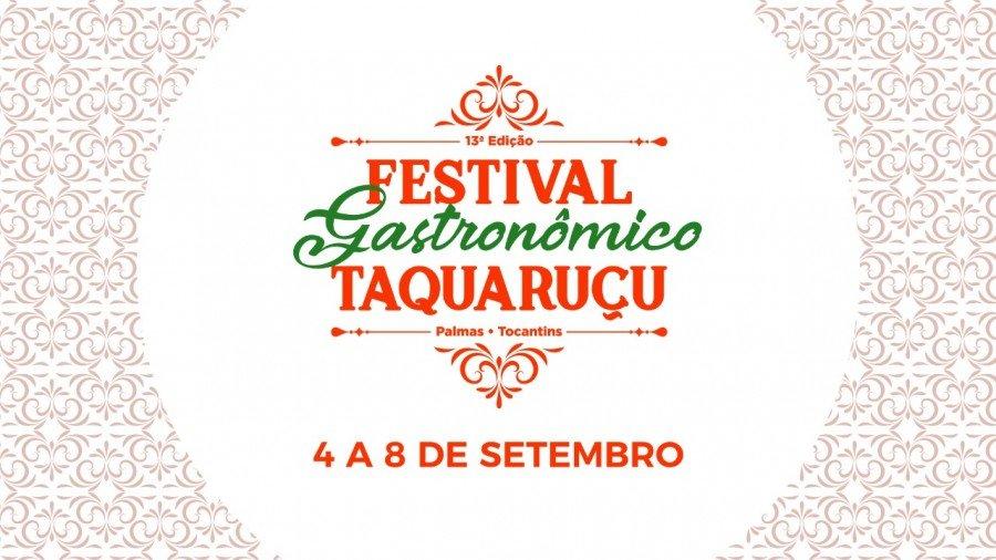 Cursos de capacitação para 13º Festival Gastronômico de Taquaruçu iniciam nesta quinta, 15