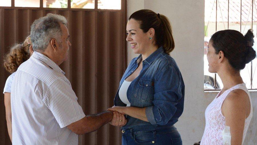 Cinthia ouve de pioneiro Raimundo Gois expectativa sobre movimentação de visitantes em setembro com a realização do FGT pela 13ª vez