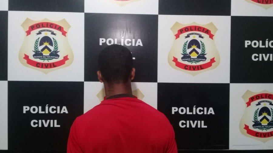 Homem preso por tentativa de homicídio pela Polícia Civil em Ponte Alta do Bom Jesus vai responder em liberdade