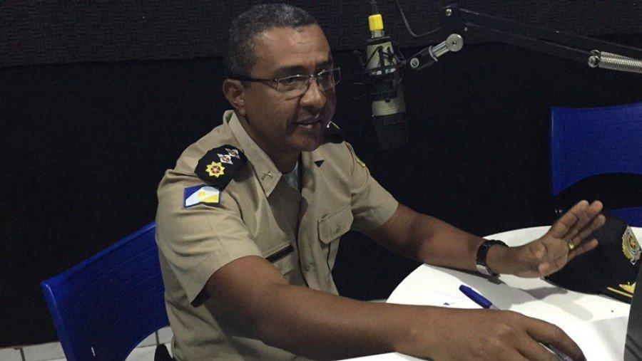 Major Márcio Cardoso Almeida