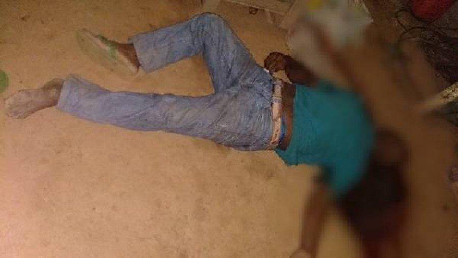Seu Antônio foi morto brutalmente dentro do bar que também era sua casa