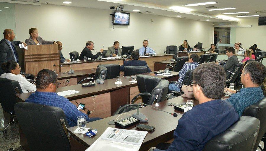 Discussões aconteceram na Comissão de Defesa do Consumidor (Foto: Koró Rocha)