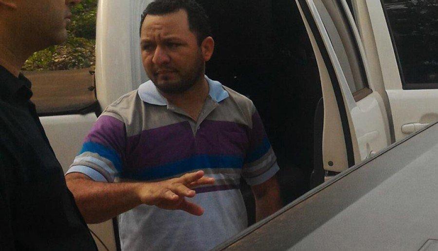 Clodoaldo da Silva Alves, acusado de matar a ex-mulher Elizelda Vieira