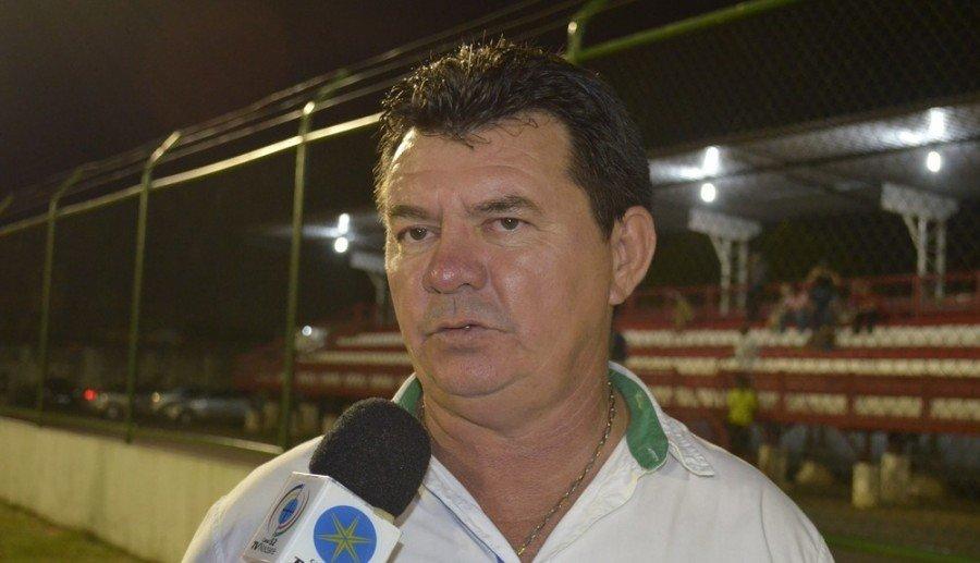 Fran Costa, técnico do Tocantinópolis (Foto: Jonhwene Silva/GE-AP)