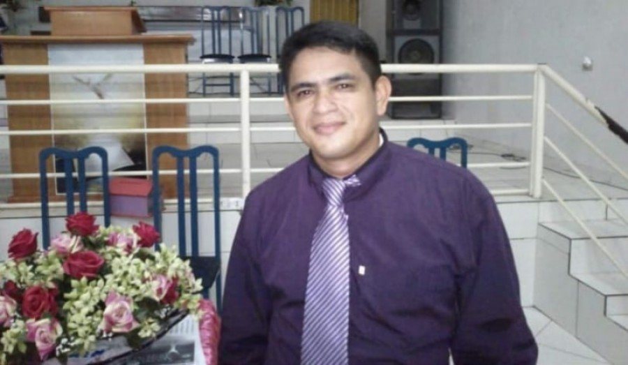Pastor Mário Henrique Silva Aragão. (Foto: Divulgação)