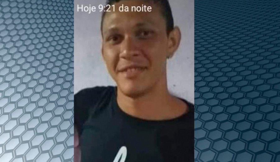 O corpo de Edson Santos Reis foi descoberto na área do aeroporto de Imperatriz-MA (Foto: Divulgação)