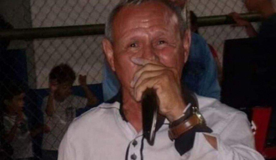 Jorge Antonio Magalhães, 50 anos, era casado e pai de três filhos (Foto: Arquivo)