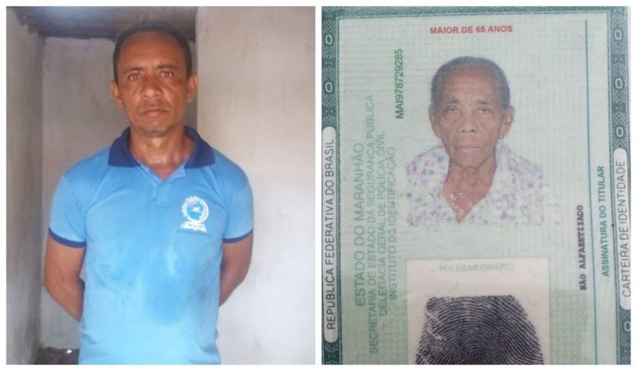 Antônio José Vieira disse ouvir vozes que pediam para que ele matasse a mãe
