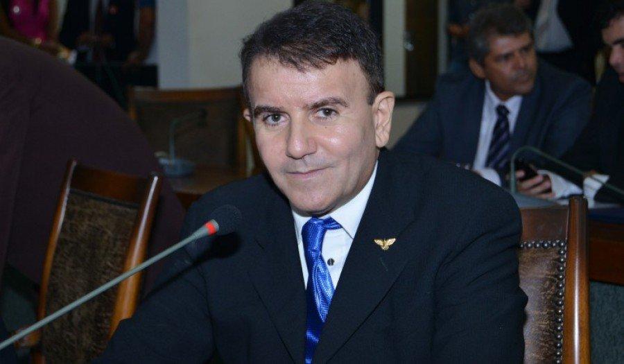 Deputado estadual Eduardo Siqueira Campos