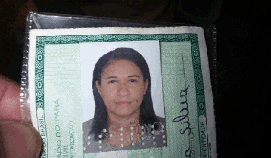 Patrícia Costa Silva, 17 anos, em vida