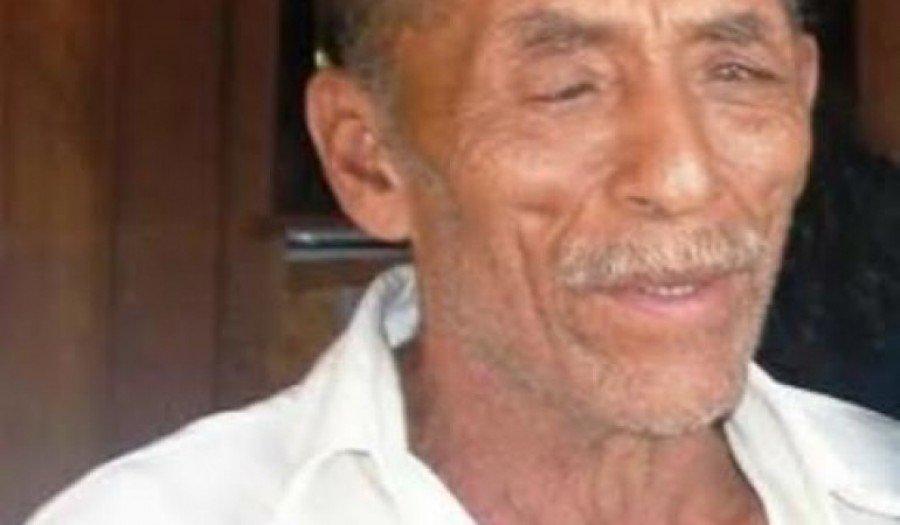 O vaqueiro Manoel foi morto em 2016 na zona rural de Miracema