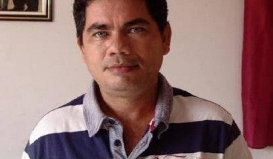 Gilmar foi morto a tiros na frente de casa (Foto: Divulgação)