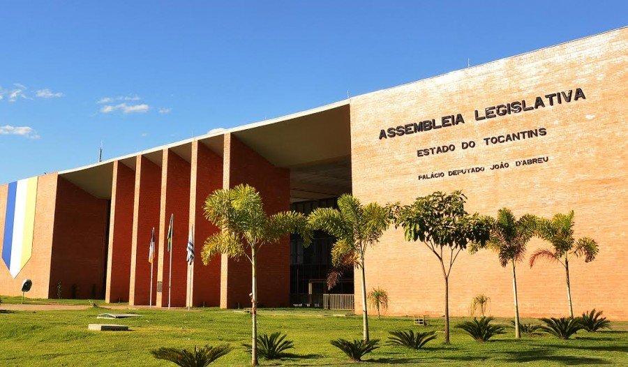 Decreto exonerou comissionados na Assembleia Legislativa do Tocantins