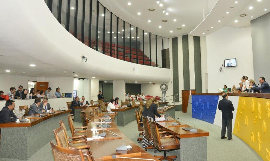 A MP foi aprovada na sessão desta terça-feira (Foto: Koró Rocha)