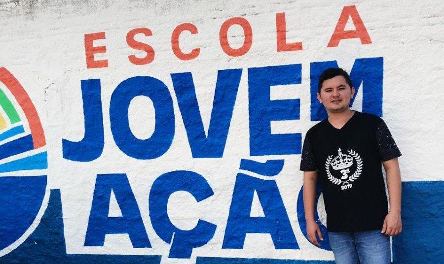 Professor Danillo da Silva Maia é o responsável pela disciplina eletiva