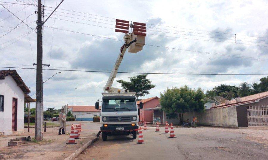 Maurilândia, Darcinópolis, Itaguatins, Cachoeirinha, São Miguel e mais 24 municípios do Tocantins receberão obras de melhorias na rede elétrica