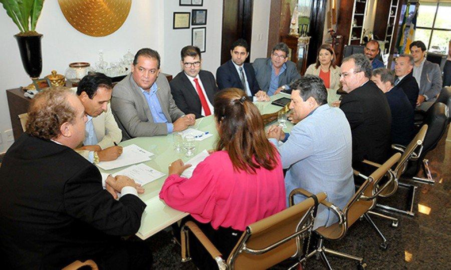 Reuniões mensais serão realizadas para discutir demandas e prioridades do Estado (Foto: Esequias Araujo)