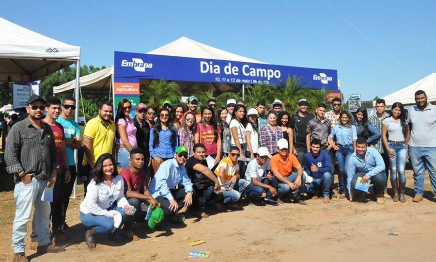 Nesta edição, a Agrotins recebeu, inclusive, acadêmicos do Instituto Federal de Educação do Pará (IFPA)