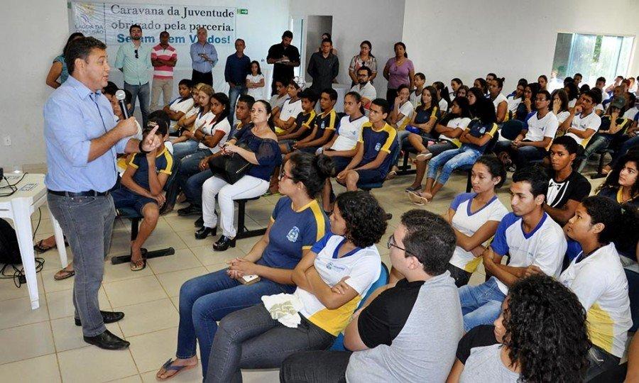 Superintendente da Juventude, Ricardo Ribeirinha
